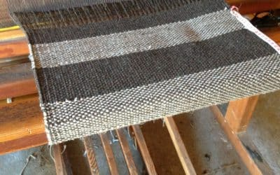 My Weaving Journey